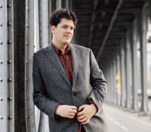 Le chanteur belge Baptiste Lelieu alias Saule
