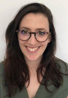 La journaliste française Auriane Hamon