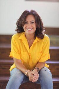 La journaliste française Aziza Nait Sibaha