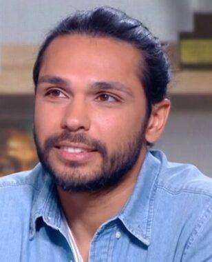 L'ancien joueur de football international français, devenu consultant, Benoît Trémoulinas