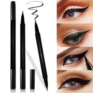 """Un """"Crayon pour les yeux"""" ou """"Traceur pour les yeux"""" (""""Eye-liner"""" ou """"Eyeliner"""") et son utilisation"""