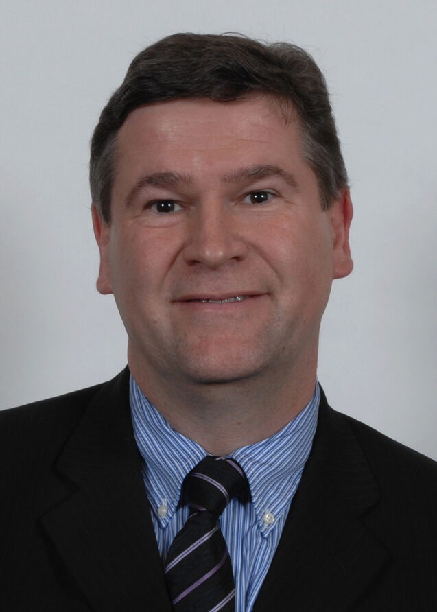 Le docteur François Blanchecotte, président du SNB (Syndicat National des Biologistes)