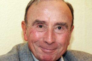 Gilbert Ducros (12 février 1928 - 22 décembre 2007), le fondateur du groupe alimentaire qui portait son nom (© AFP photo)