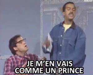 """Les candidats de """"Tournez ménages !"""" Jean-Pierre (Didier Bourdon) et Mohamed dit """"Momo"""" (Pascal Légitimus)"""