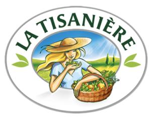 Logotype de la marque La Tisanière, créée en 1981 par le groupe Ducros