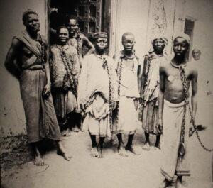 Le marché aux esclaves de Zanzibar dans la deuxième moitié du XIXe siècle