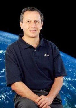 L'astronaute français Michel-Ange Tognini