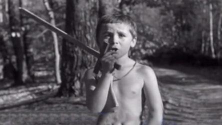 """L'inoubliable """"Petit Gibus"""" (Martin Lartigue) du film """"La guerre des boutons"""", réalisé en 1962 par Yves Robert, d'après le roman homonyme de Louis Pergaud, paru en 1912"""