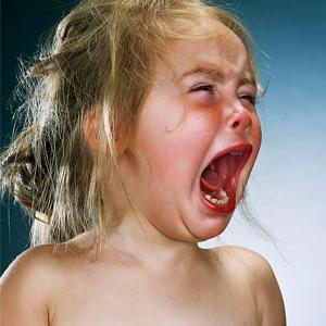 """""""Pleurer comme une Madeleleine"""" (© Jill Greenberg 2012)"""