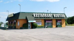 Un restaurant routier