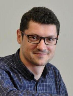 Le journaliste français Thibaut Solano