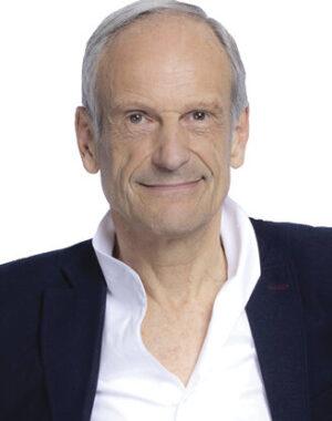 Le journaliste français Marc Menant