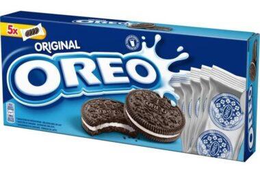 Biscuits fourrés états-uniens Oreo de la marque Nabisco