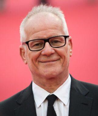 Le délégué général du festival de Cannes Thierry Frémaux