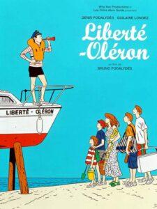 """Affiche du film français """"Liberté-Oléron"""", de Bruno Podalydès (2001)"""