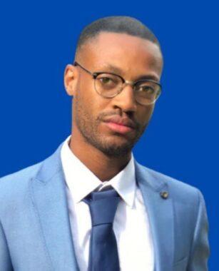 Le journaliste sportif belge Lee-Roy Kabeya