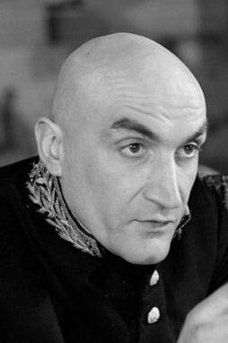 L'acteur et metteur en scène français Jacques Seiler