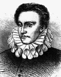 L'écrivain français Étienne de la Boétie