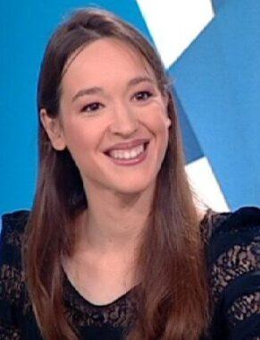 La journaliste française Laura Pouget