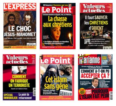 """Magazines d'actualités (""""news magazines"""") français"""