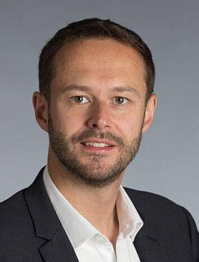L'homme politique français David Belliard