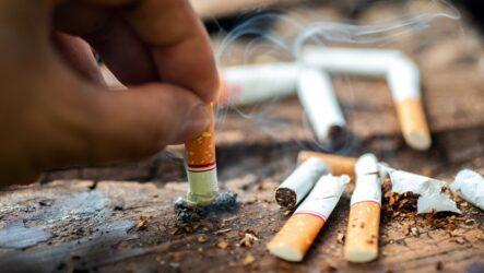 """""""Fumer comme un pompier"""""""