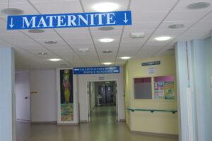 Un service de maternité