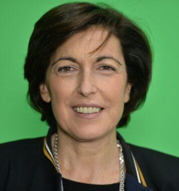 La journaliste française Ruth Elkrief