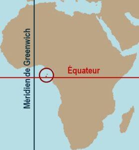 Localisation de Sao-Tomé-et-Principe